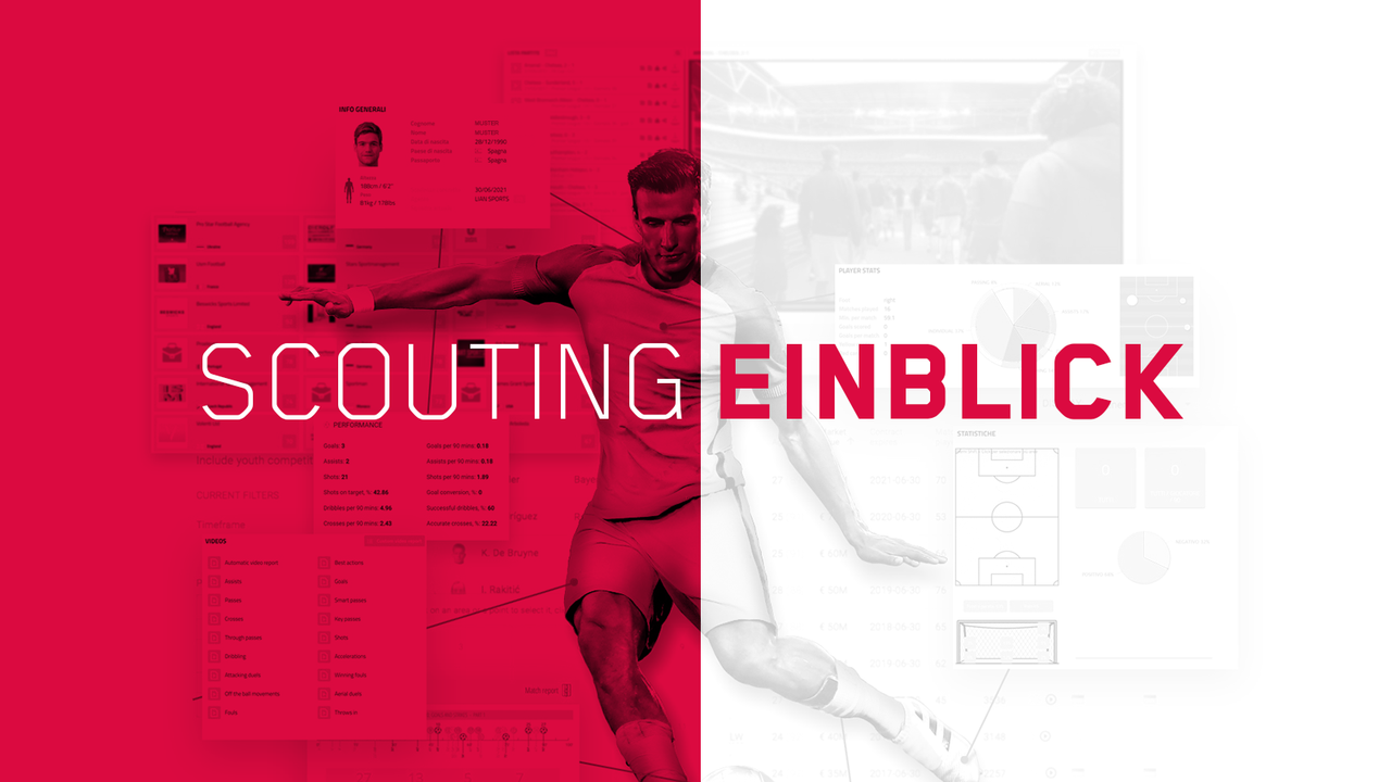 FC Red Bull Salzburg - Scouting insight